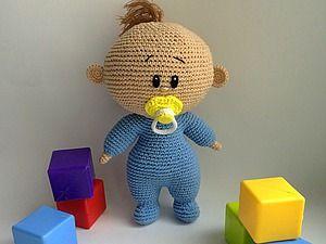Amigurumi Doll Free Crochet Pattern : Amigurumi baby boy free pattern amigurumi free patterns