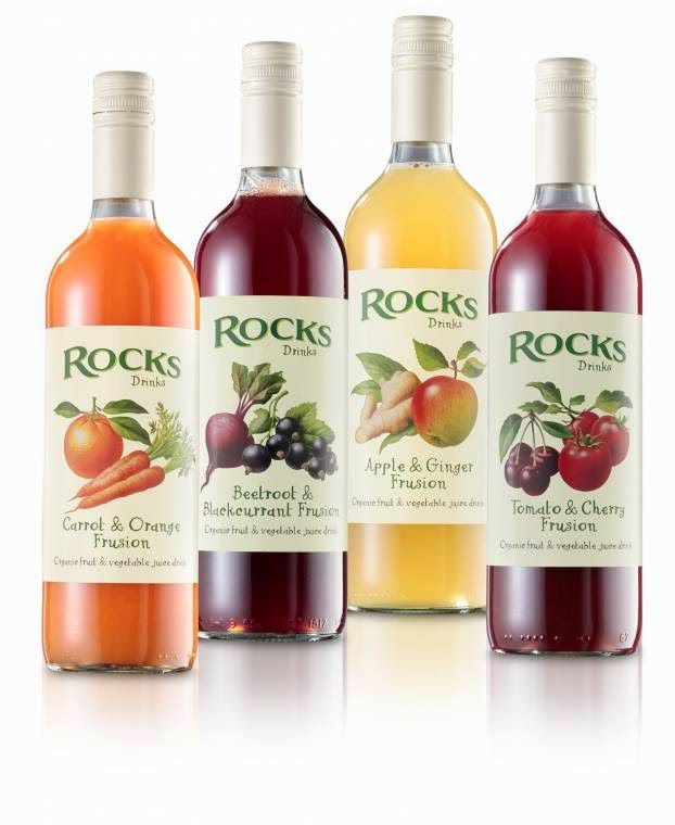 New Frusion By Rocks Drinks (Review)