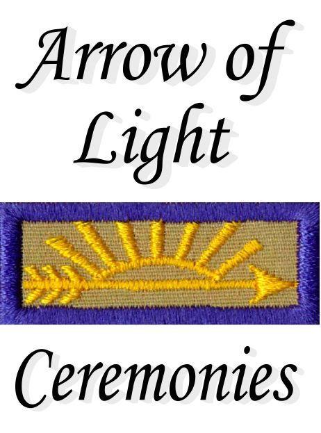 Akelas Council Cub Scout Leader Training Arrow of Light Ceremonies