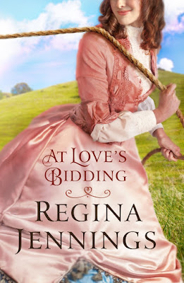 Heidi Reads... At Love's Bidding by Regina Jennings