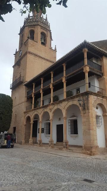 Santa María La Mayor, Ronda, Málaga, Andalucía, Elisa N, Blog de Viajes, Lifestyle, Travel