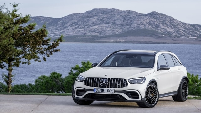 Mercedes-AMG GLC 63 updates for the year 2019
