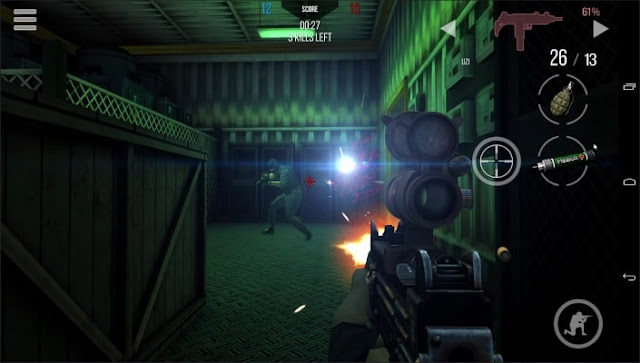Modern Strike Online Game FPS Android Keren 2016