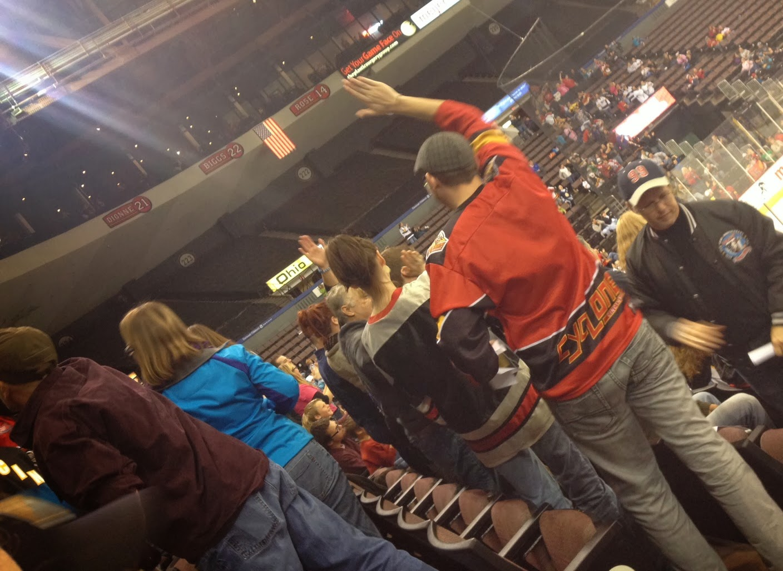 Road Trip Cincinnati Cyclones Hockey The Most Fun I Ve Had In