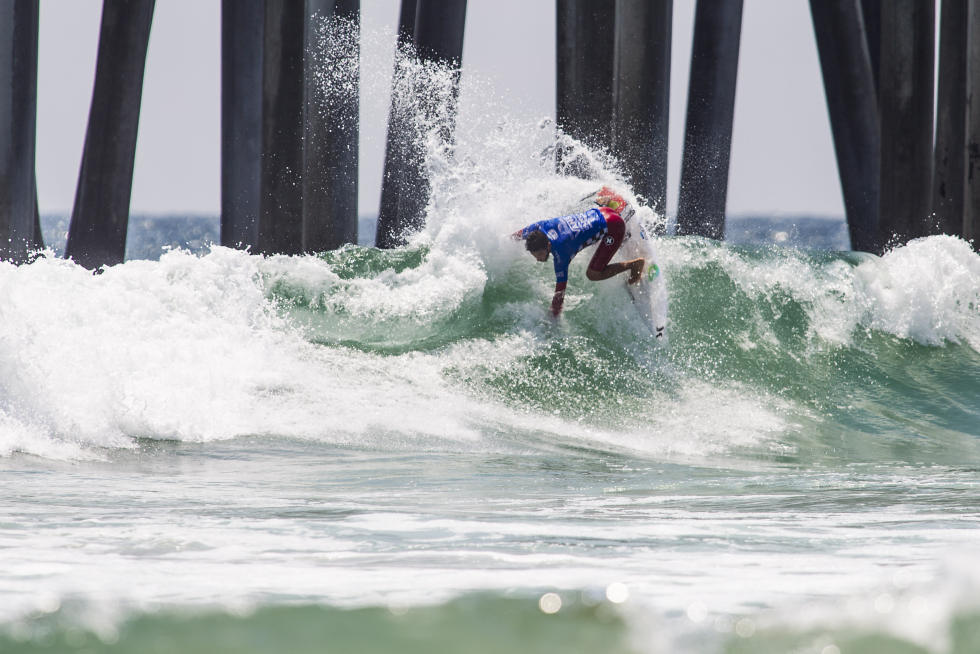 8 Filipe Toledo Vans US Open of Surfing foto Jackson Van Kirk WSL