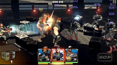 لعبة  Alpha Squad 5 كاملة للأندرويد، لعبة Alpha Squad 5 مكركة، لعبة Alpha Squad 5 مود فري شوبينغ