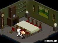 Enter into this #HauntedManor if you dare! #HalloweenGames #FlashGames