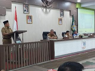 Wawako Jambi Buka Forum CSR Kota Jambi