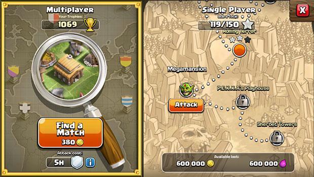 clash of clans terbaru