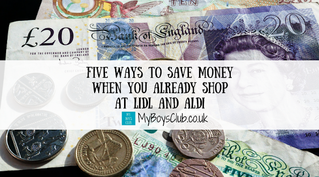 Five ways your family can save money when you already shop at Lidl and Aldi
