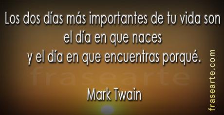 Mark Twain en frases
