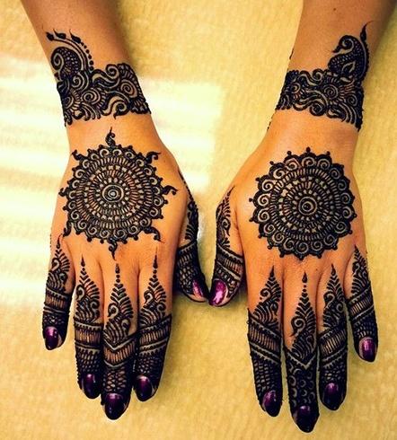 Henna Mehndi For Wedding