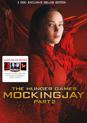 The Hunger Games: Mockingjay Part 2 – Exclusive Deluxe Edition [Latino]