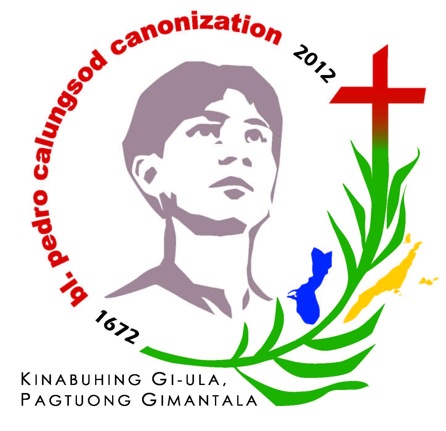 The Filipino Catholic Beato Pedro Calungsod Santo Na