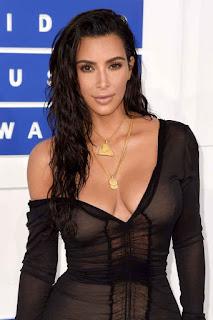 Kim Kardashian – MTV Video Music Awards in NYC