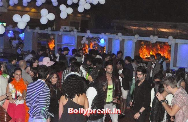 , Mumbai Page 3 Celebs at Rehan Shah Birthday Party
