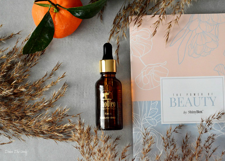 ShinyBox The Power of Beauty - BioOleo Kwas hialuronowy