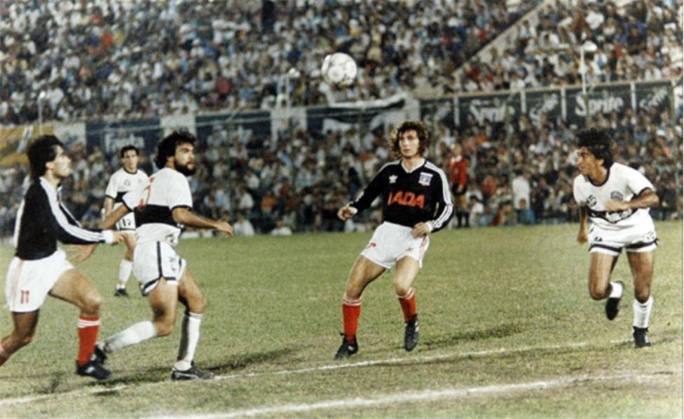 Kit Design, by eroj: 1991 Colo Colo Home e Away