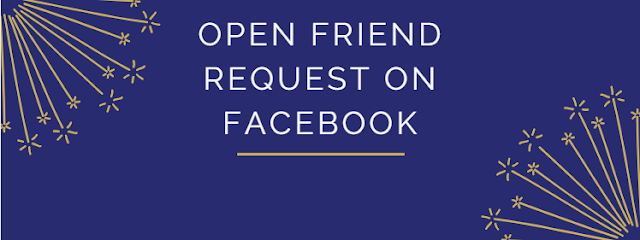 Open Friend Requests On Facebook