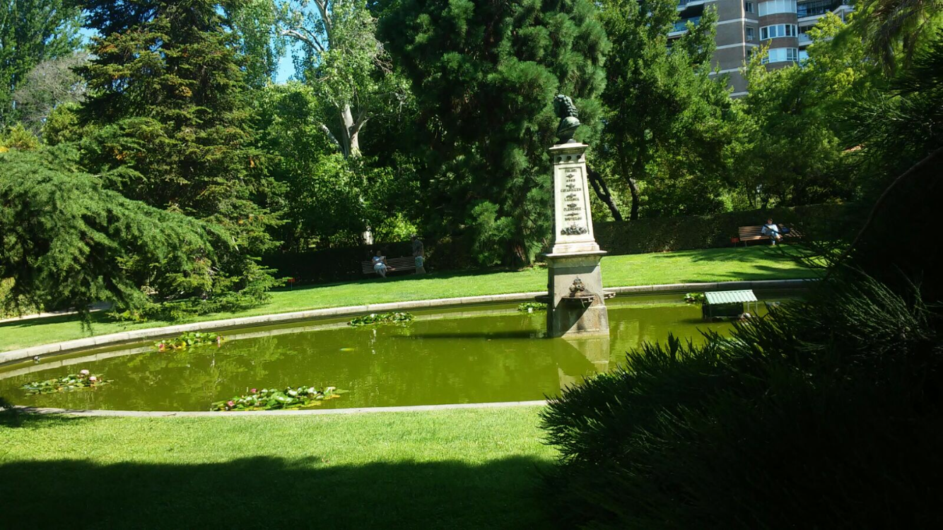 Alla kan spanska real jard n bot nico for Sanse 2016 jardin botanico