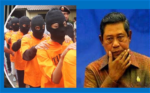 Murka Persiden SBY Dalam Kasus Pembunuhan Benyamin