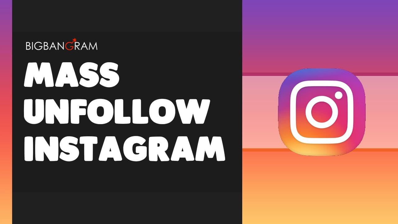 Cara Melihat Dan Unfollow Instagram Yang Tidak Follback Sekaligus Banyak 2021 Cara1001