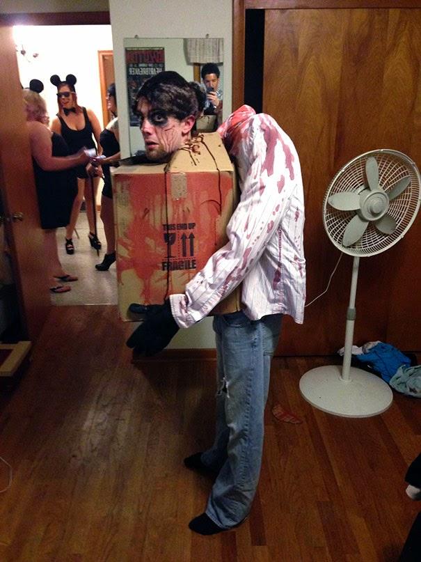 15 ideas de disfraces MUY originales para Halloween Para el 14