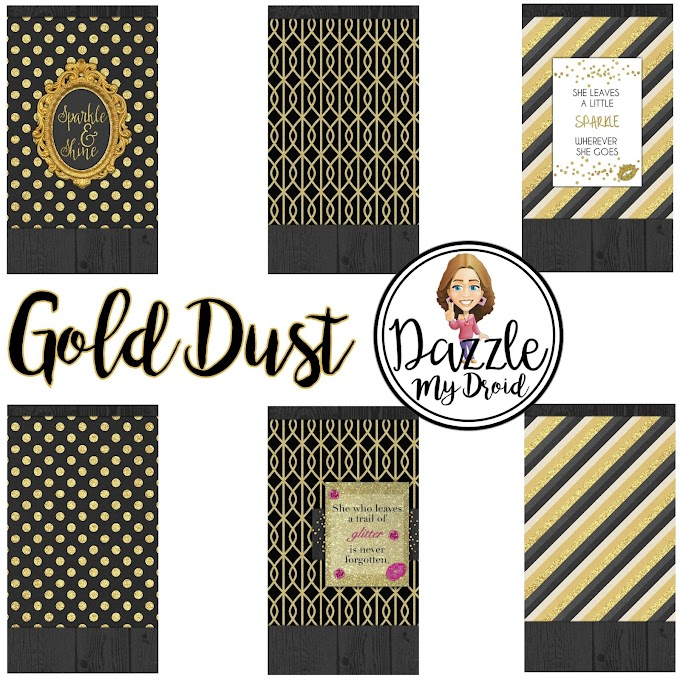 Gold Dust wallpaper collection