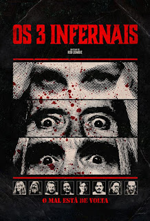 Os 3 Infernais - HDRip Dual Áudio