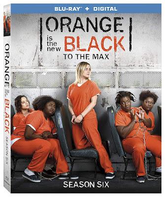 Orange Is The New Black Season 6 Blu Ray