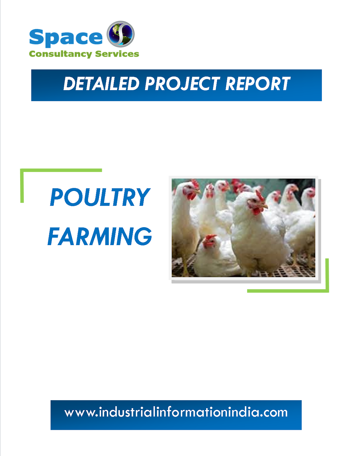Poultry Farming Project Report - Space Consultancy Services