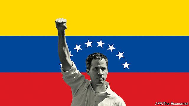 Việc xức dầu thánh cho Juan Guaidó - Trận chiến cho tương lai của Venezuela