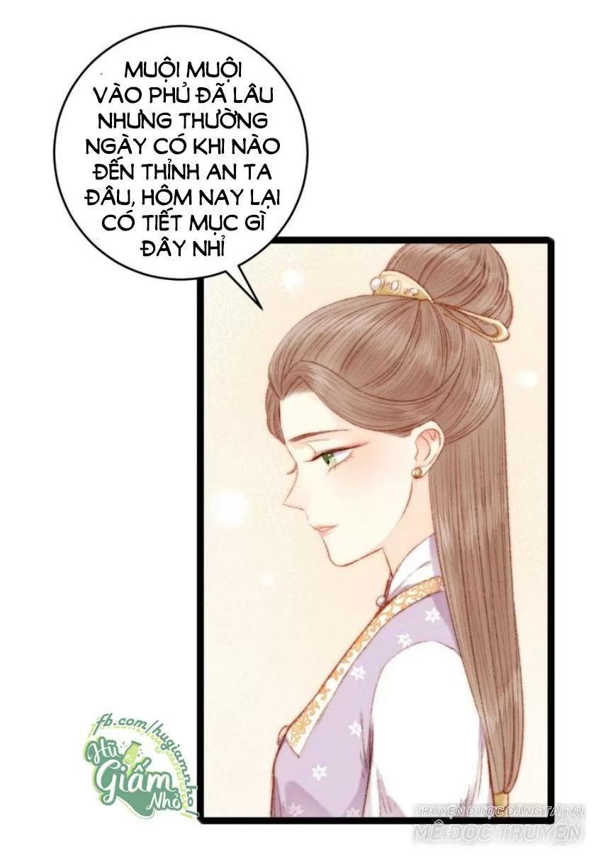 Nàng Phi Cửu Khanh - Thần Y Kiều Nữ chap 51 - Trang 36