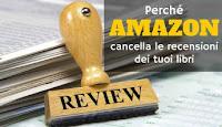 Amazon e il mistero delle  false recensioni sui libri