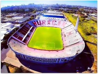 O Segredo dos Seus Olhos - Estadio Tomás Adolfo Ducó, Buenos Aires