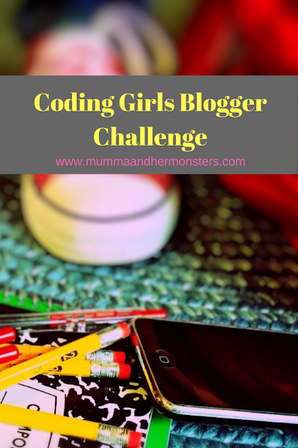 coding, girls, challenge