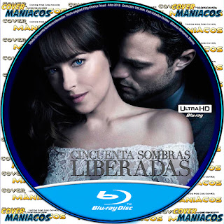 GALLETA CINCUENTA SOMBRAS LIBERADAS - FIFTY SHADES FREED - 2018