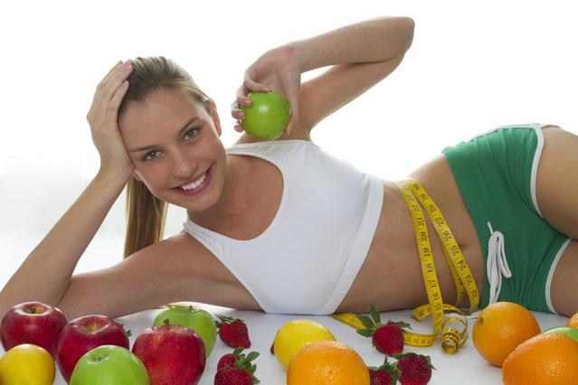 Как правильно похудеть с помощью диеты и спорта
