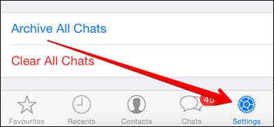 Cara Menyembunyikan Preview Pesan WhatsApp di iPhone