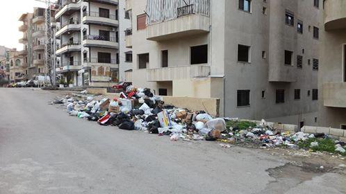 بتر يد أحد عمال النظافة والسبب سيرنك.قريتا الرحى ومصاد في السويداء ومعاناة مع القمامة؟