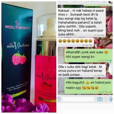 Miss V Perfume Mollys Beauty Murah
