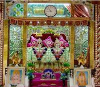 ग्राम चुडेली मे प्रणामी धर्म श्रीमुखवाणी का वार्षिक पारायण कल -shri-krishna-pranami-dharm