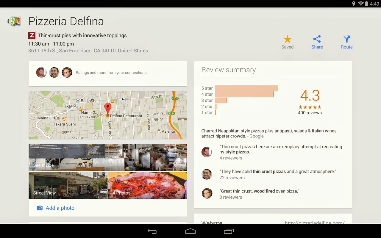 Latest Google Maps v8.2 APK File and Google Play download