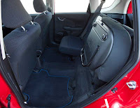 Honda Fit Magic Seats