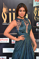 Shriya Saran in Beautiful Transparent Dark Gown IIFA Utsavam Awards 2017 054.JPG