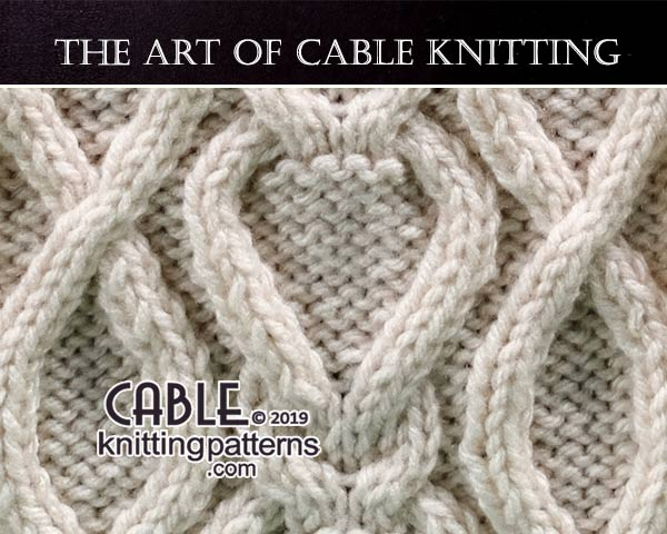 The Art of CABLE KNITTING -free pattern 13