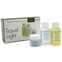 travel light bioelements the essential weekend kit