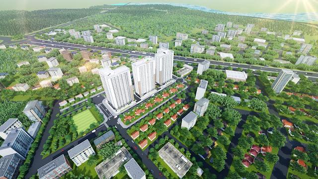 Tổng quan dự án chung cư Xuân Mai Tower