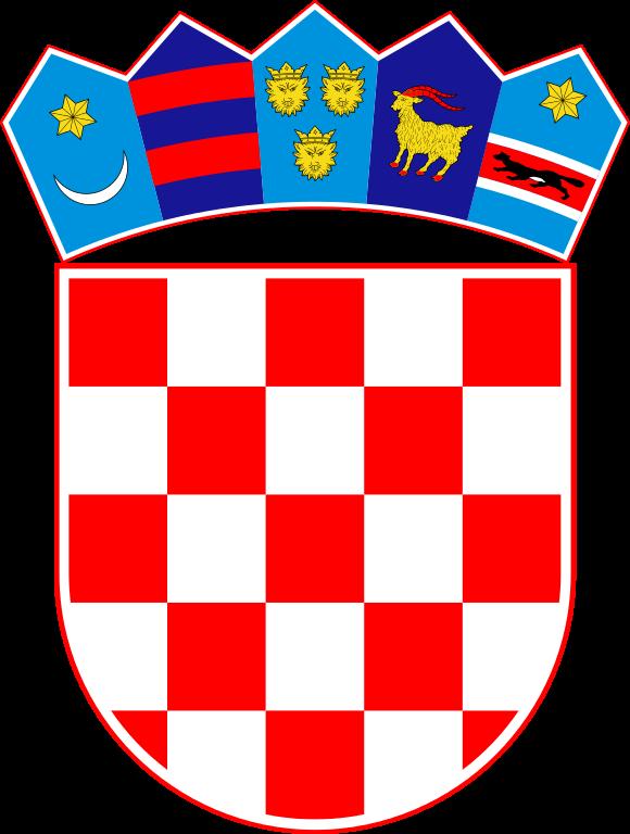 Lambang negara Kroasia