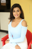 Anisha Ambrose Latest Pos Skirt at Fashion Designer Son of Ladies Tailor Movie Interview .COM 0980.JPG